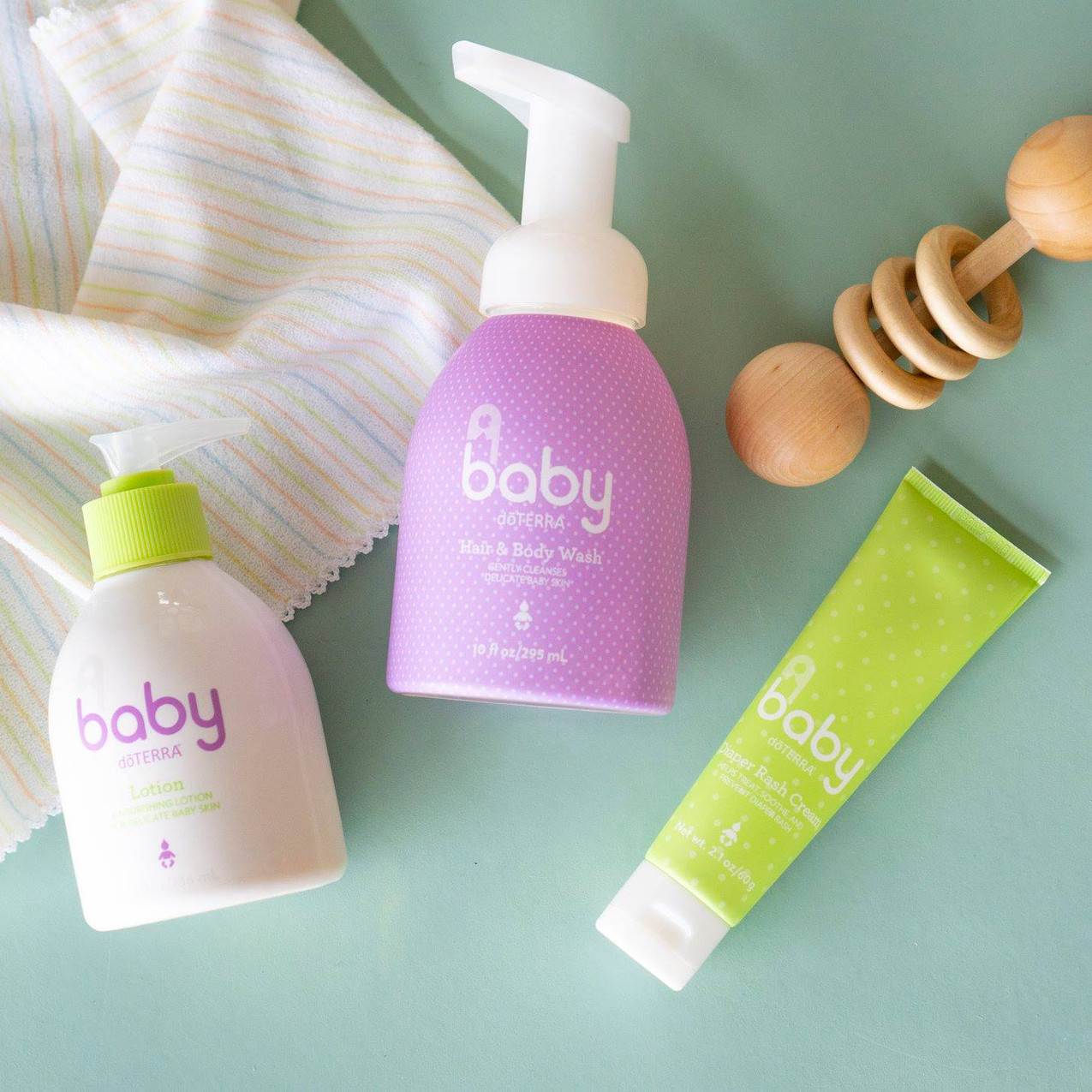 Baby Collection with Rattle