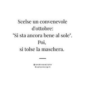 #maschera