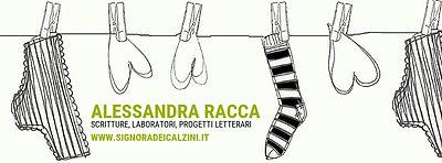 Alessandra Racca - Signora dei calzini