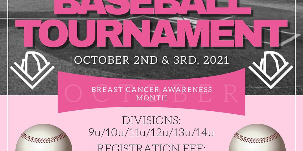 Pinktober Baseball Tournament