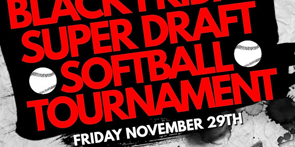 Black Friday Super Draft Tournament