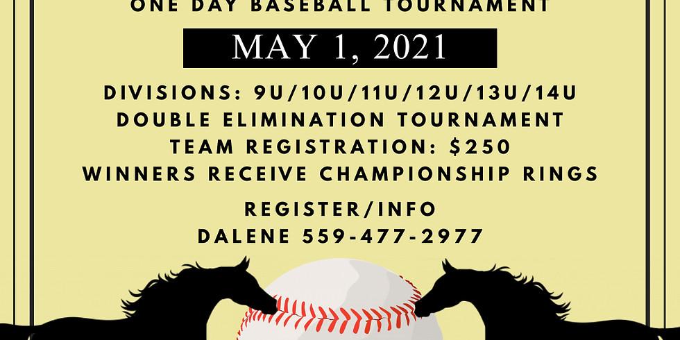 Granite Park Baseball Derby
