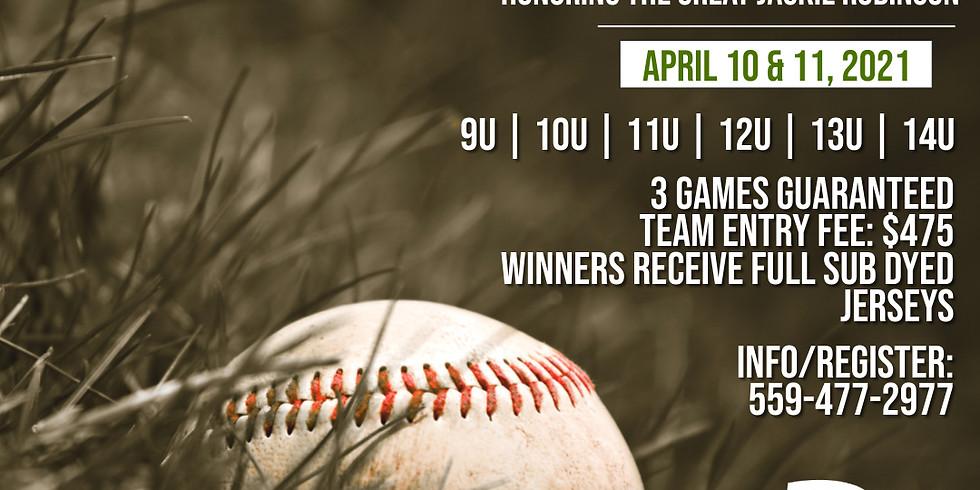 The #42 Memorial Baseball Tournament