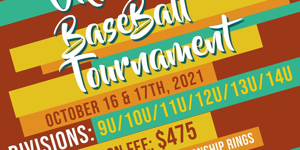2021 Oktoberfest Baseball Tournament