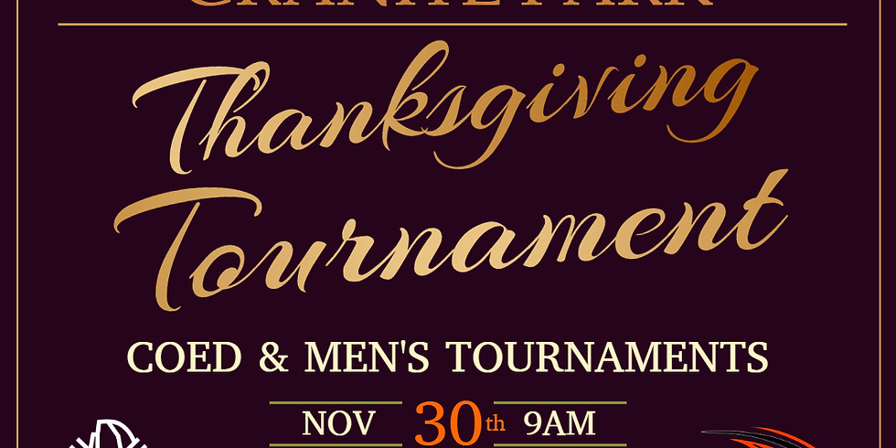 2019 Thanksgiving Tournament