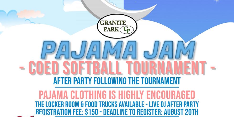 2019 Pajama Jam Coed Softball Tournament