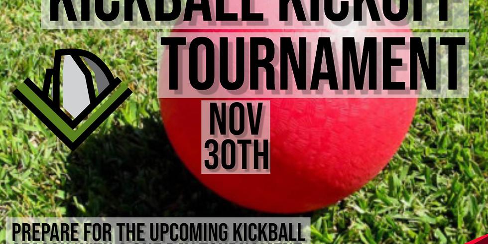 Kickball Kickoff Tournament