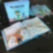 Big Apple Kid children's picture book