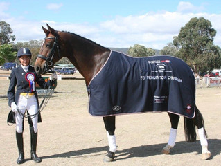Canberra Classic Dressage 2016
