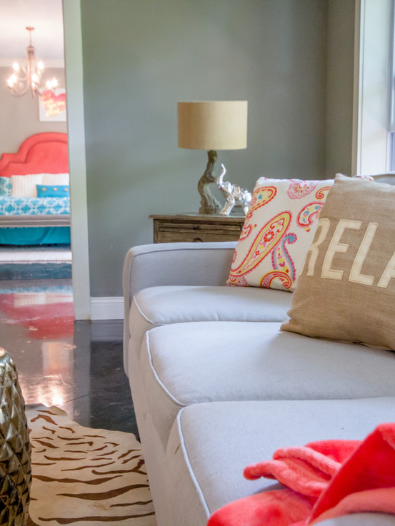 399 W. McElhaney lower level livingroom