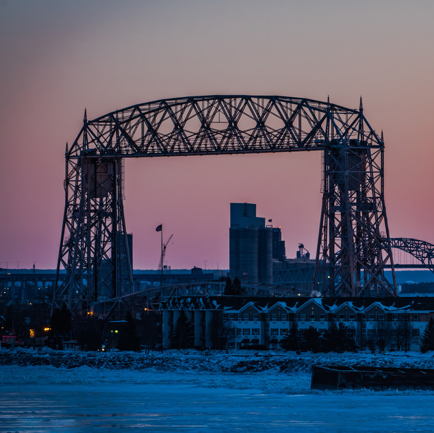 Duluth Lift Bridge