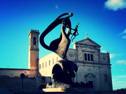 """basilica """"M. dei Martiri"""""""