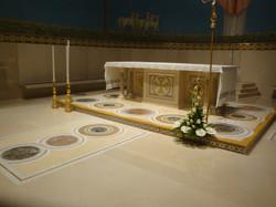 Chiesa seminario regionale PIO XI