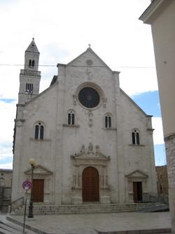"""Cattedrale """"S. MARIA LA PORTA"""""""