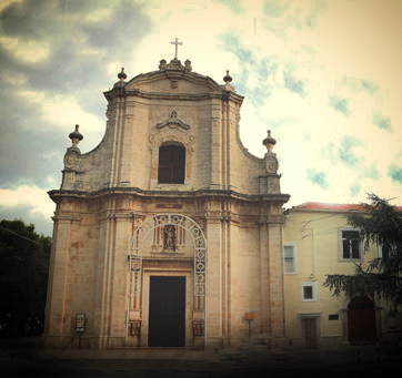 "chiesa di ""S. Michele Arcangelo"""