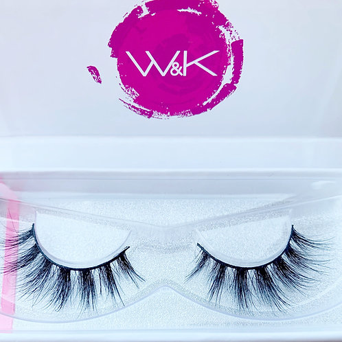 W&K Lashes - BECOMING