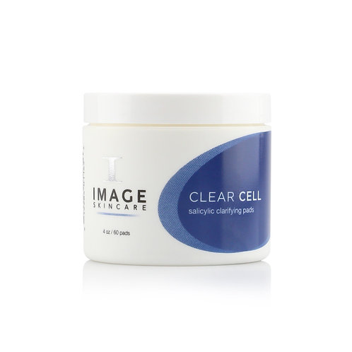 Image Clear Cell Salicylic Clarifying Pads