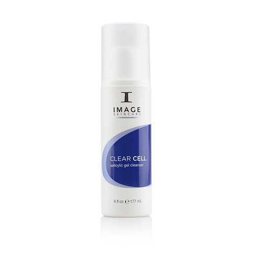 Image Clear Cell Salicylic Gel Cleanser