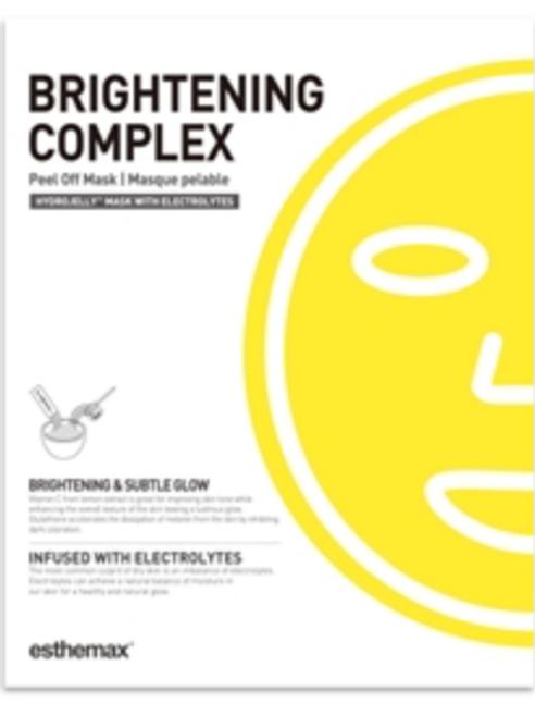 Esthemax Brightening Complex Hydrojelly Mask