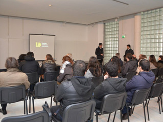 Comitiva Universitária dos Balcãs visita Instituto de Design