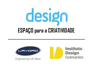 """Desafio de Design """"Espaço para a criatividade"""""""