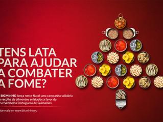 Neste Natal queremos ter muita lata!