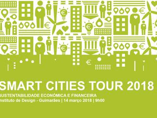 SMARTCITIES TOUR 2018 - Sustentabilidade Económica e Financeira