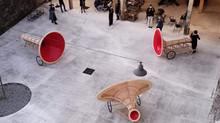 Projeto Furnish: Melhoria do espaço público em contexto pandémico