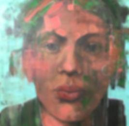 Emarald 36 x 36  acrylic on canvas.jpg