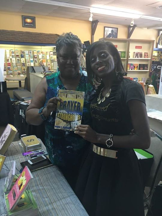 Jabez Authors Tour w/Melanie Bonita