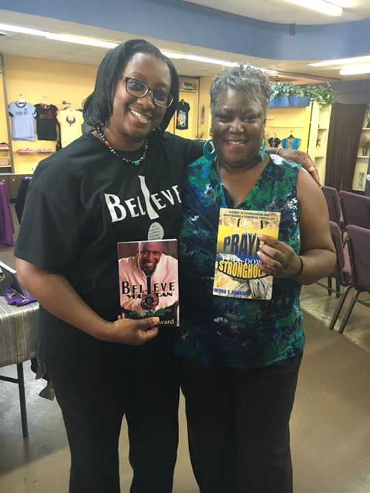 Jabez Authors Tour w/Angela Howard