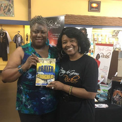 Jabez Authors Tour with Dr. Shirley