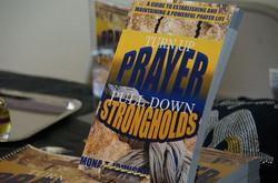 Prayer Workshop/Book Signing 8/13