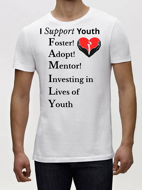 I Support Youth T-Shirts