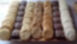 Assorted cookies (one dozen $10.00)