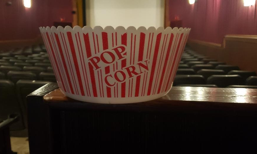 Popcorn - Refillable Tub