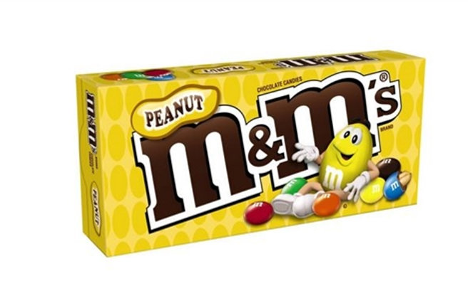 Candy - M&M Peanut