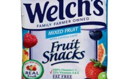 Candy - Welches Fruit Snacks