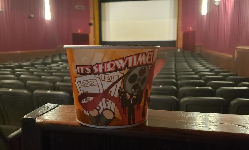 Popcorn - Large
