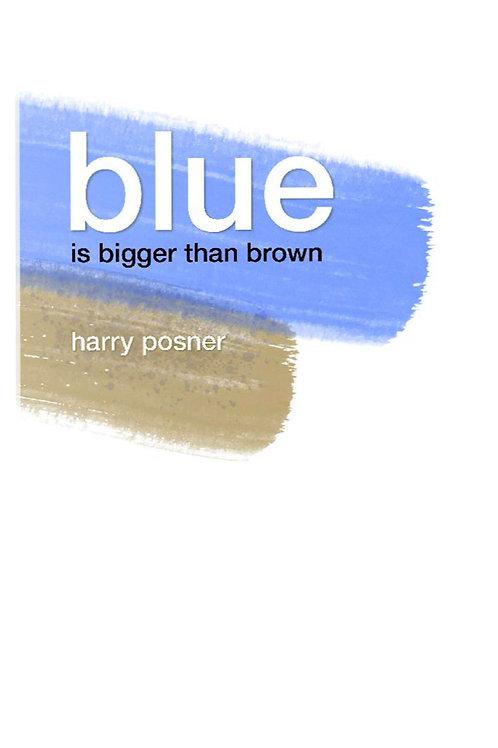 Blue is Bigger Than Brown--Poetry (spoken word)