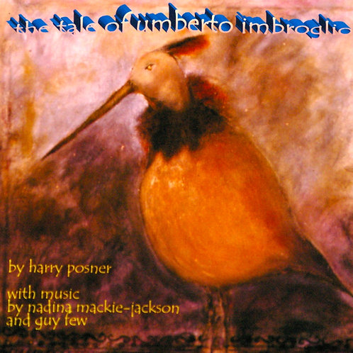 The Tale of Umberto Imbroglio CD