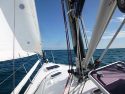 Panama Sailing Chiriqui Gulf