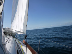 Decision under sail