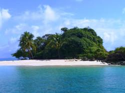 Tropical Chiriqui Island