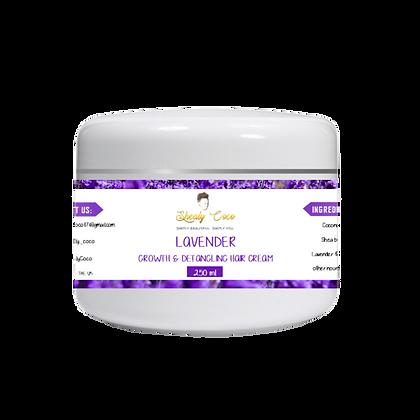 Lavender Hair Cream