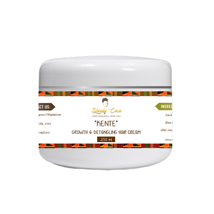 Kente Hair Cream