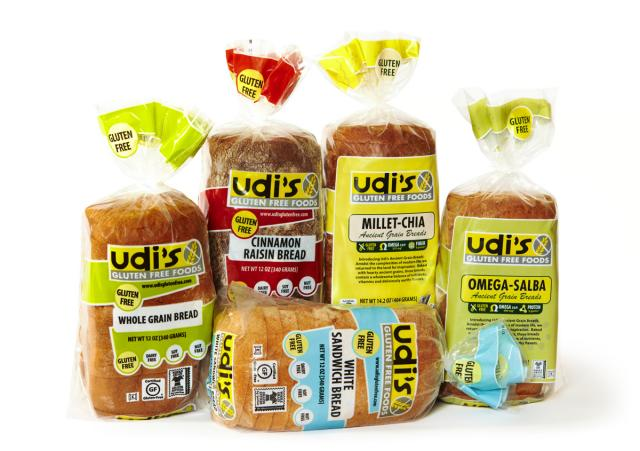 Udi's Gluten Free Breads