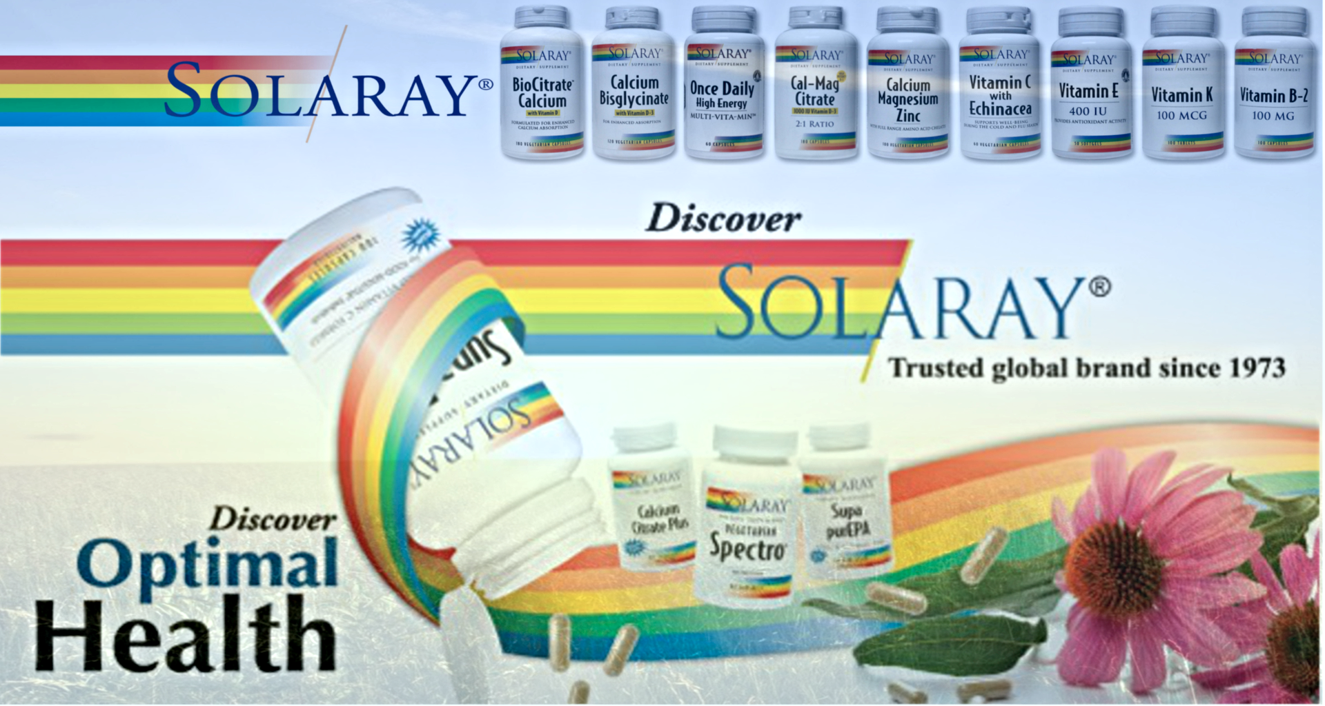 SOLARAY Supplements