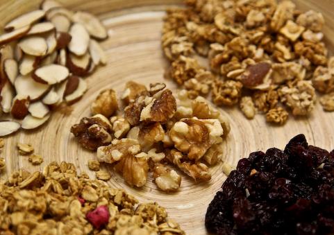 Bulk Fruits & Nuts