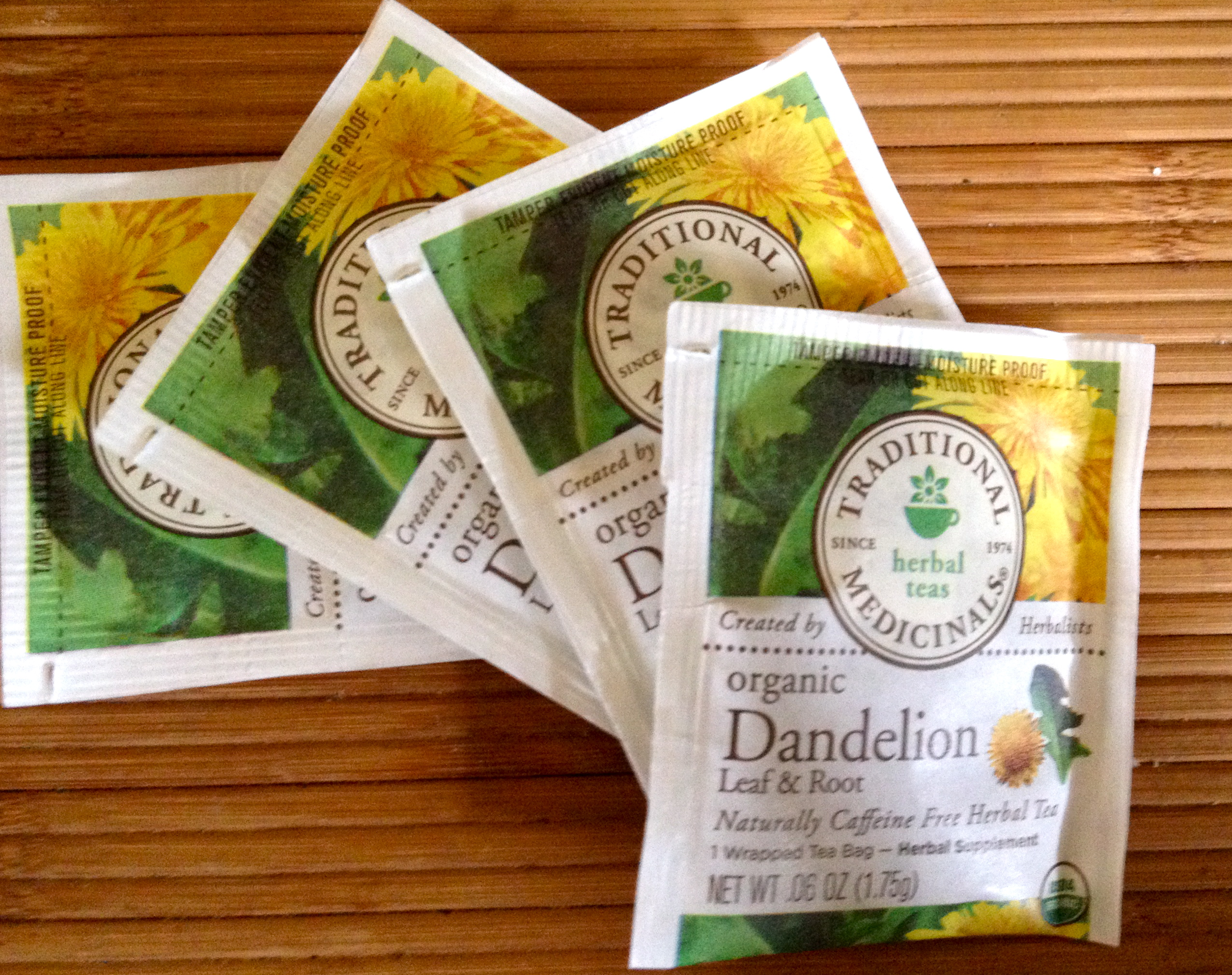 Traditional Medicinal Tea